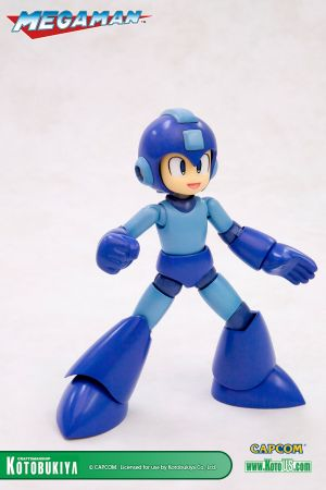 MEGA MAN ~ MEGA MAN PLASTIC MODEL KIT