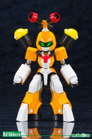 MEDABOTS SEIKACHISU PLASTIC MODEL KIT