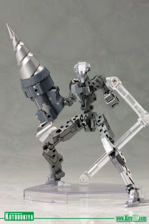 MSG  HEAVY WEAPON UNIT 09 VORTEX DRIVER  MODELING SUPPORT GOODS