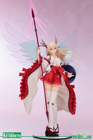 CARDFIGHT!! VANGUARD OMNISCIENCE REGALIA MINERVA ANI STATUE