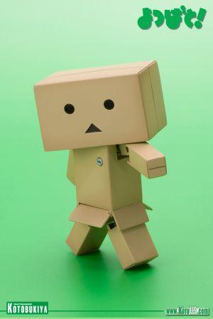 YOTSUBA&! DANBOARD (MINI) PLASTIC MODEL KIT