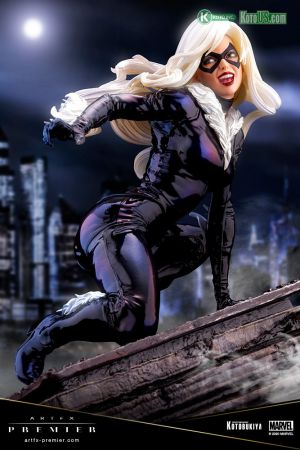 MARVEL UNIVERSE - BLACK CAT ARTFX PREMIER