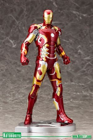 AVENGERS: AGE OF ULTRON MOVIE IRON MAN MARK 43 ARTFX STATUE