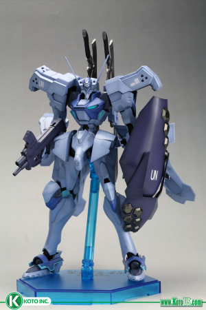 MUV-LUV ALTERNATIVE SHIRANUI STORM & STRIKE VANGUARD VER  FINE SCALE MODEL KIT