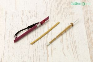 M.S.G WEAPON UNIT46 BAMBOO SWORD & WOODEN SWORD