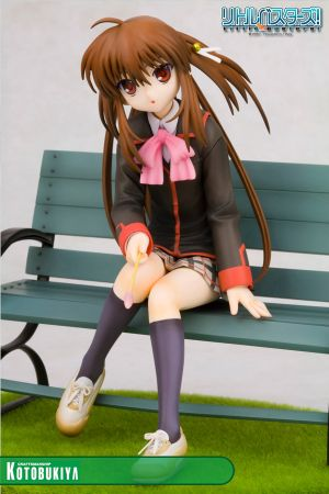 LITTLE BUSTERS! ~ RIN NATSUME -CATS IN THE WARM SUNSHINE- ANI*STATUE