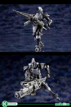 HEXA GEAR GOVERNOR ARMOR TYPE: KNIGHT 【【 NERO 】】 MODEL KIT