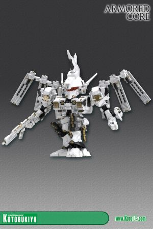 ARMORED CORE FOR ANSWER ROSENTHAL CR-HOGIRE NOBLESSE OBLIGE D-STYLE MODEL KIT