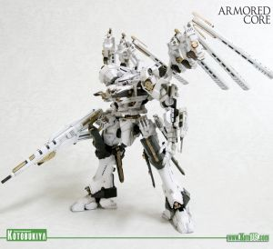ARMORED CORE FOR ANSWER ROSENTHAL CR-HOGIRE NOBLESS OBLIGE 1/72 Scale Fine Scale Model Kit