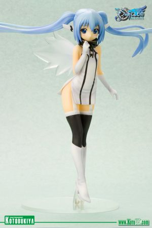 Heaven's Lost  Property The Movie: The Angeloid Of Clockwork ~ Nymph With Ikaros & Astrea Ani*STATUE