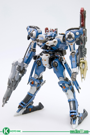 ARMORED  CORE  FOR  ANSWER  CREST  CR-C89E  ORACLE  VER  MODEL  KIT