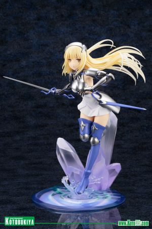 SWORD ORATORIA: IS IT WRONG TO TRY TO PICK UP GIRLS IN A DUNGEON? ON THE SIDE AIS WALLENSTEIN ANI STATUE