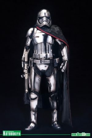 STAR WARS CAPTAIN PHASMA THE FORCE AWAKENS Ver. ARTFX+ STATUE