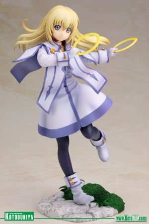 TALES OF SYMPHONIA COLLET BRUNEL ANI STATUE