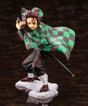DEMON SLAYER TANJIRO KAMADO ARTFX  - WITH BONUS PART