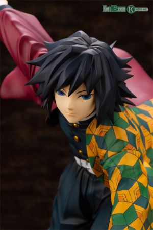 DEMON SLAYER ARTFX J GIYU TOMIOKA - WITH BONUS PART