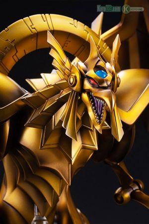 YU-GI-OH! THE WINGED DRAGON OF RA EGYPTIAN GOD
