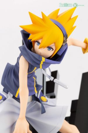 THE WORLD ENDS WITH YOU THE ANIMATION ARTFX J NEKU - with Bonus Part