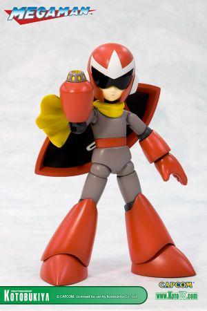 MEGA MAN ~ PROTO MAN PLASTIC MODEL KIT