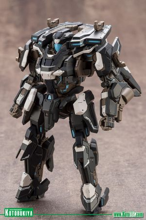 PHANTASY STAR ONLINE 2 A.I.S BLACK VER. PLASTIC MODEL KIT