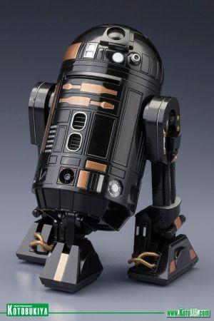 STAR WARS R2-Q5 ARTFX+ STATUE 2013 NYCC EXCLUSIVE EDITION