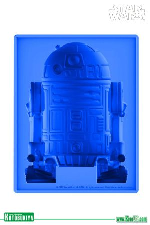 STAR WARS R2-D2 DX SILICONE ICE TRAY