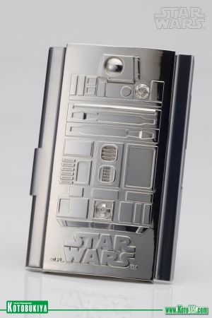 STAR WARS R2-D2 BUSINESS CARD HOLDER