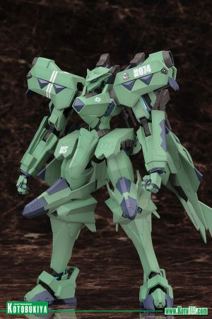 MUV LUV ALTERNATIVE F-22A RAPTOR 2 PLASTIC MODEL KIT