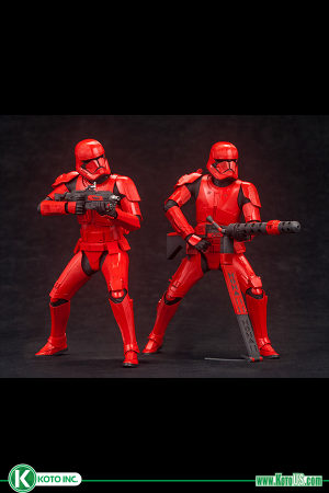 STAR WARS SITH TROOPER ARTFX+ TWO PACK