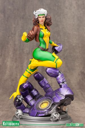 MARVEL ROGUE -DANGER ROOM SESSIONS FINE ART STATUE