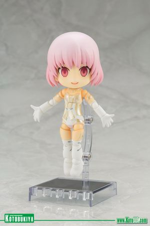 FRAME ARMS GIRL MATERIA WHITE CU‐POCHE ACTION FIGURE
