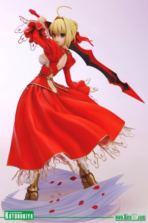 FATE/EXTRA SABER ANI STATUE  [ RE-RELEASE ]