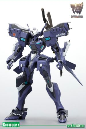 MUV-LUV ALTERNATIVE TOTAL ECLIPSE ~ SHIRANUI 2ND TARISA MANANDAL PLASTIC MODEL KIT
