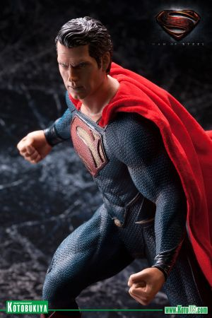 MAN OF STEEL SUPERMAN ARTFX STATUE
