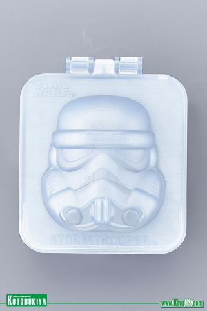 STAR WARS STORMTROOPER BOILED EGG SHAPER