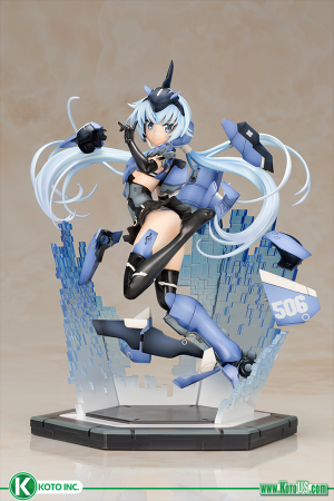 FRAME ARMS Girl STYLET -SESSION GO!!- ANI STATUE