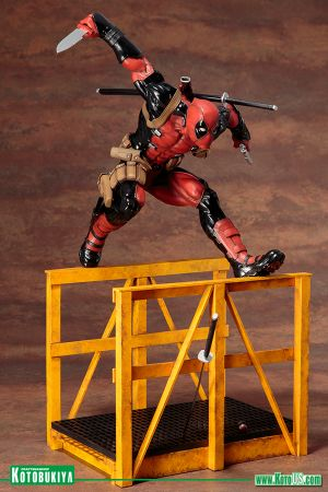 MARVEL NOW! SUPER DEADPOOL ARTFX STATUE [2nd Edition]