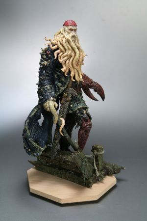 Pirates Of The Caribbean  Davy Jones  Artfx Statue