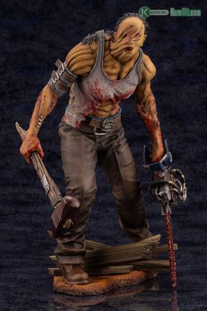 DEAD BY DAYLIGHT THE HILLBILLY STATUE - with Bonus Part