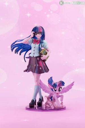 MY LITTLE PONY TWILIGHT SPARKLE LIMITED EDITION BISHOUJO STATUE