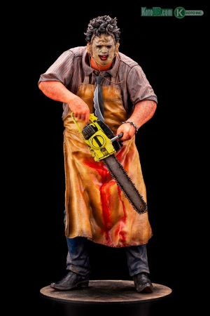 THE TEXAS CHAINSAW MASSACRE (1974) | LEATHERFACE ARTFX STATUE