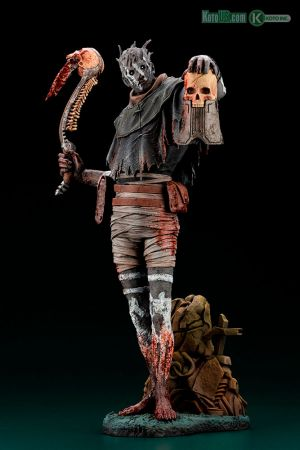 DEAD BY DAYLIGHT THE WRAITH STATUE - With Bonus Part