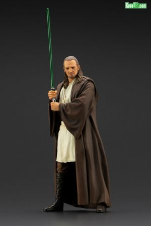 STAR WARS: THE PHANTOM MENACE_ARTFX+ QUI-GON JINN
