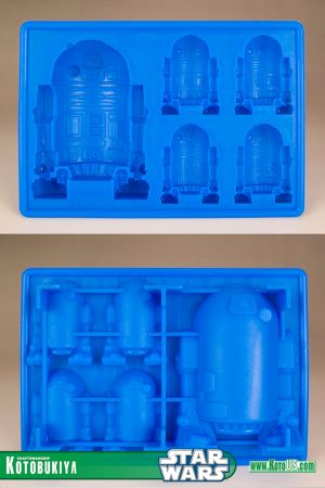 STAR WARS R2-D2 SILICONE TRAY