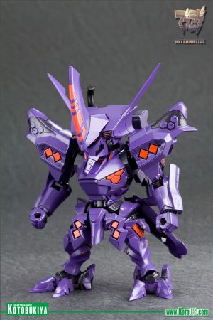 MUV-LUV ALTERNATIVE ~ TAKEMIKADUCHI TYPE-00R D-STYLE PLASTIC MODEL KIT