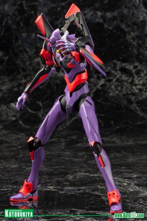 EVANGELION EVANGELION TEST TYPE-01 PLASTIC MODEL KIT