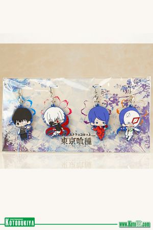 TOKYO GHOUL | RUBBER CHARM SET (ANIME EXPO 2016 EXCLUSIVE)
