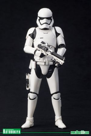 STAR WARS FIRST ORDER STORMTROOPER™ SINGLE PACK ARTFX+