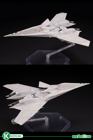 ACE COMBAT 7 SKIES UNKNOWN ADFX-10F MODEL KIT