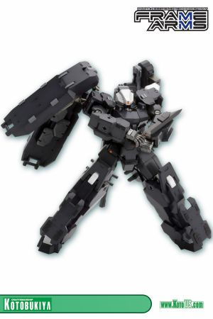 KOTOBUKIYA FRAME ARMS XFA-01 W2 SPECTER MECHANICAL UNIT MODEL KIT
